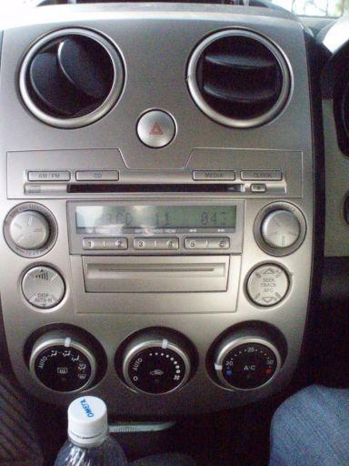 Mazda Verisa, 2005