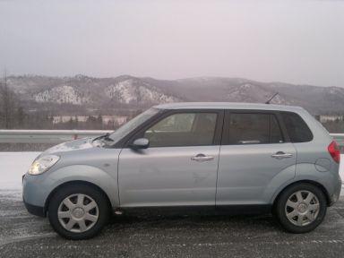 Mazda Verisa, 2007