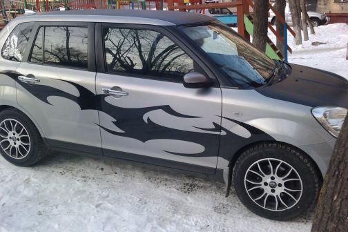 Mazda Verisa 2006 - отзыв владельца