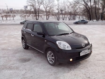 Mazda Verisa 2005 - отзыв владельца
