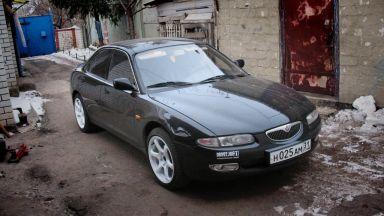 Mazda Xedos 6 1993 отзыв автора | Дата публикации 07.01.2013.