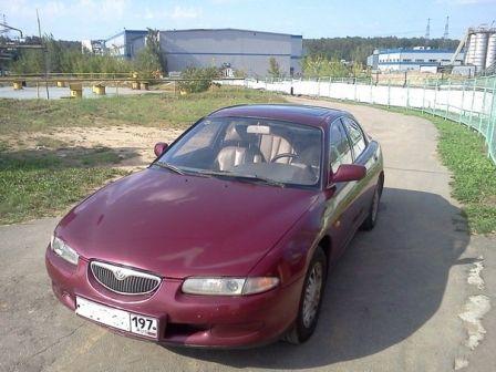 Mazda Xedos 6 1993 - отзыв владельца