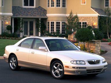 Mazda Xedos 9 1998 отзыв автора | Дата публикации 23.01.2013.