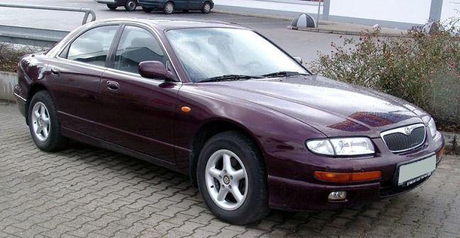 Mazda Xedos 9 1998 - отзыв владельца