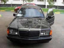 Mercedes-Benz 190, 1991