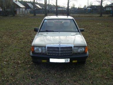 Mercedes-Benz 190, 1984