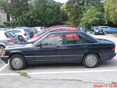 Mercedes-Benz 190 1991 отзыв автора | Дата публикации 25.06.2011.