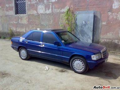 Mercedes-Benz 190 1984 отзыв автора | Дата публикации 08.10.2011.