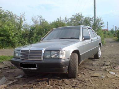 Mercedes-Benz 190, 1992