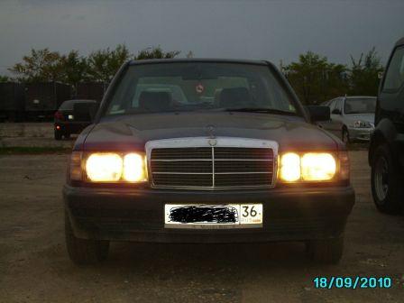 Mercedes-Benz 190 1990 - отзыв владельца
