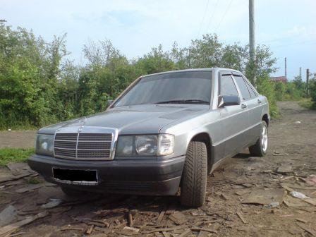Mercedes-Benz 190 1992 - отзыв владельца