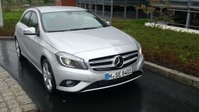 Mercedes-Benz A-Class, 2013