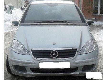 Mercedes-Benz A-Class 2000 - отзыв владельца