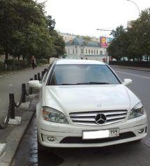 Mercedes-Benz C-Class, 2009