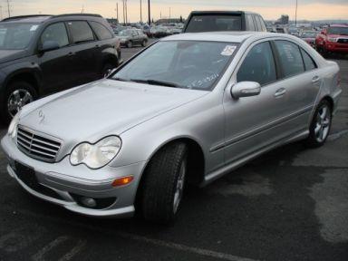Mercedes-Benz C-Class, 2004