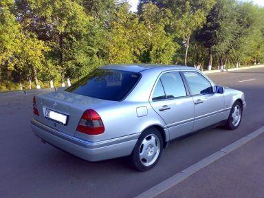 Mercedes-Benz C-Class, 1995