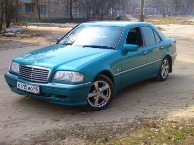 Mercedes-Benz C-Class, 1999