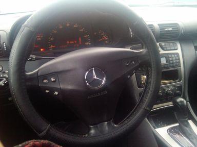 Mercedes-Benz C-Class, 2003