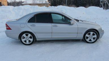 Mercedes-Benz C-Class, 2001