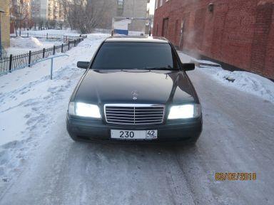 Mercedes-Benz C-Class, 1996