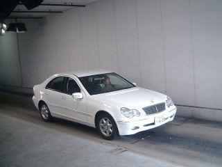 Mercedes-Benz C-Class 2001 - отзыв владельца