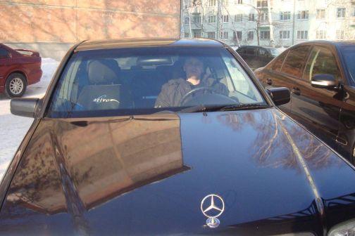 Mercedes-Benz C-Class 1999 - отзыв владельца
