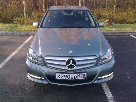 Mercedes-Benz C-Class 2011 - отзыв владельца