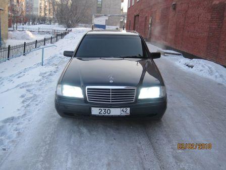Mercedes-Benz C-Class 1996 - отзыв владельца