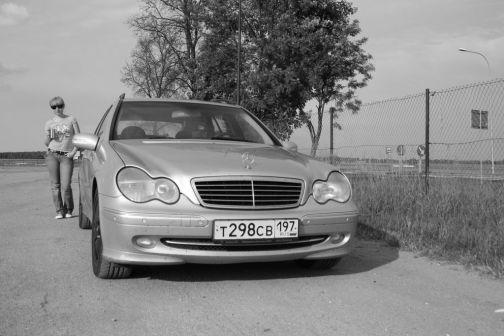 Mercedes-Benz C-Class 2003 - отзыв владельца