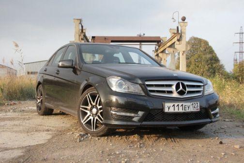Mercedes-Benz C-Class 2012 - отзыв владельца