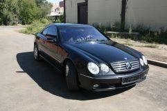 Mercedes-Benz CL-Class, 2000