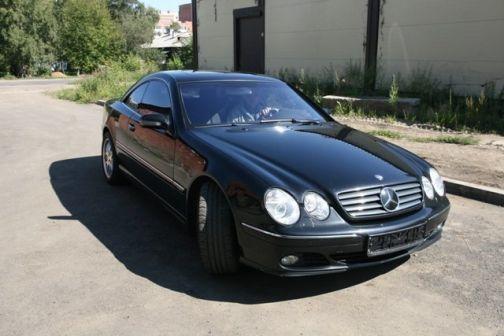 Mercedes-Benz CL-Class 2000 - отзыв владельца