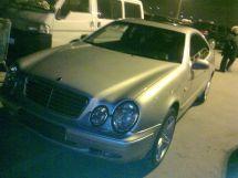 Mercedes-Benz CLK-Class, 1998