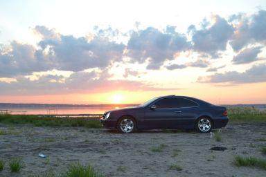 Mercedes-Benz CLK-Class, 0