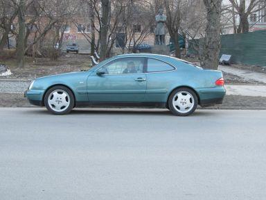 Mercedes-Benz CLK-Class, 1999