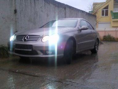 Mercedes-Benz CLK-Class, 2003