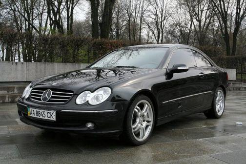Mercedes-Benz CLK-Class 2002 - отзыв владельца