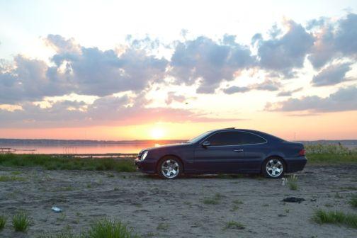 Mercedes-Benz CLK-Class  - отзыв владельца
