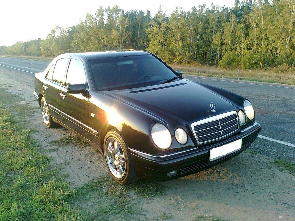 Mercedes benz e class 1997 for 1997 mercedes benz e320 review