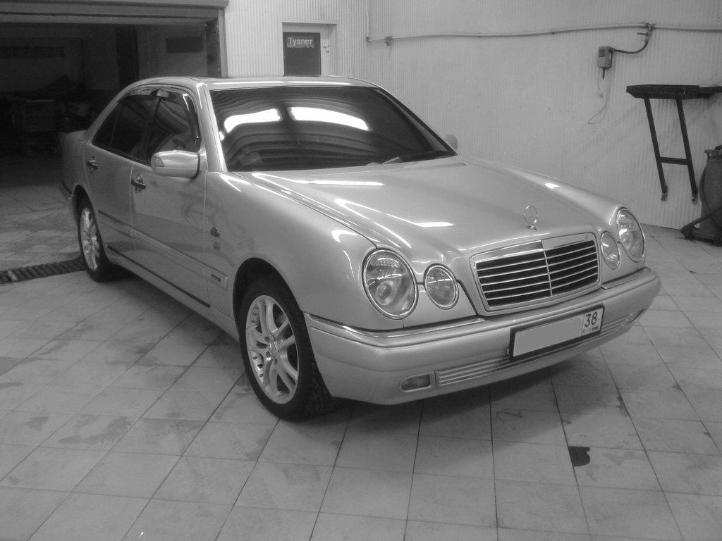 Mercedes benz e class 97 for 1997 mercedes benz e320 review