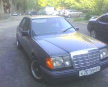 Mercedes-Benz E-Class, 1988