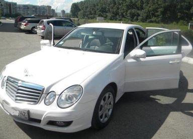 Mercedes-Benz E-Class, 2007