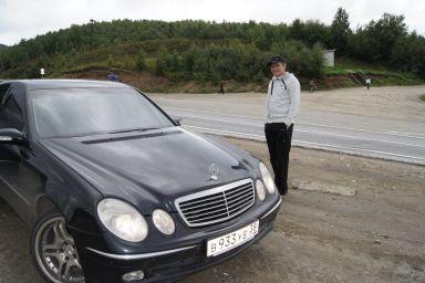 Mercedes-Benz E-Class, 2003