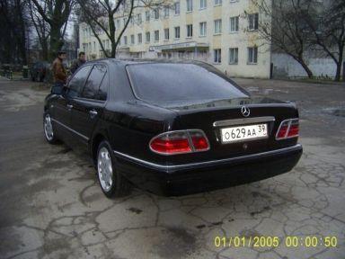 Mercedes-Benz E-Class, 1996