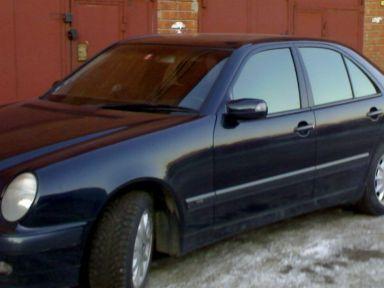 Mercedes-Benz E-Class, 2001