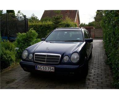 Mercedes-Benz E-Class, 0