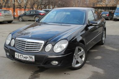 Mercedes-Benz E-Class, 2007
