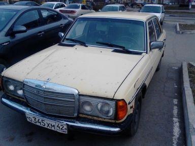 Mercedes-Benz E-Class, 1981