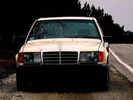 Mercedes-Benz E-Class 1986 - отзыв владельца