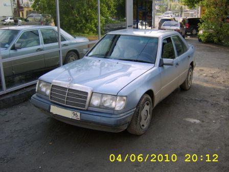 Mercedes-Benz E-Class 1991 - отзыв владельца